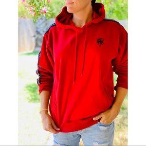 VTG adidas NBA TMAC Hoodie Sweatshirt